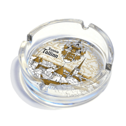 Glass Ashtrays 80 mm AS-0001